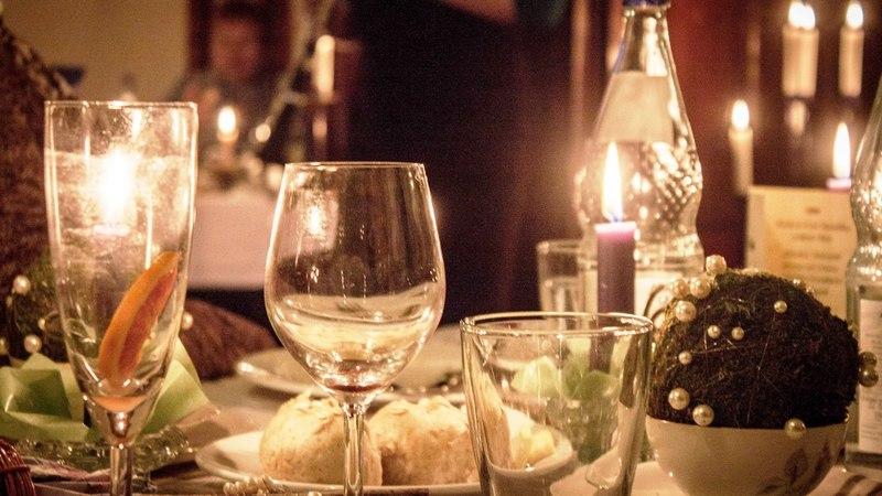 Candlelight-Dinner im Gasthof Mohren